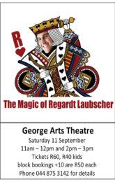 The Magic of Regardt Laubscher