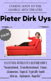 An Evening with Evita Bezuidenhout