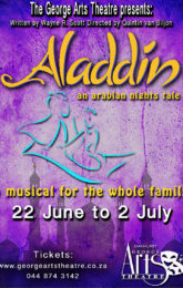 Aladdin - An Arabian nights tale