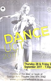 UCT School of Dance/Rotary Club of George Presentation