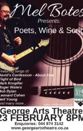 Poets, Wine and Song – Mel Botes