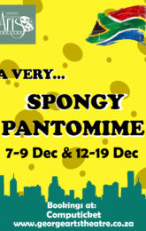 A Very Spongy Pantomime