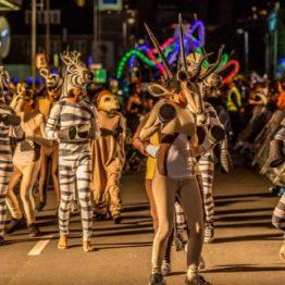 Kumba parade 2018