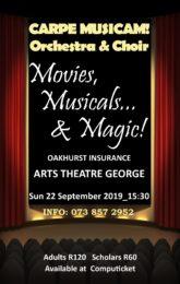 Movies, Musicals…& Magic!