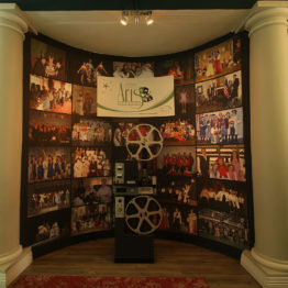 The old theatre show reel