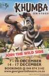Khumba Colouring in Competition