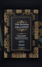 Oakhurst George Arts Theatre 50th Birthday Gala Event