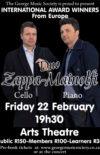 George Music Society presents : Zappa and Mainolfi on 22 February 2019
