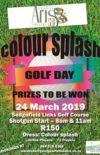 Annual George Arts Theatre Golf Day